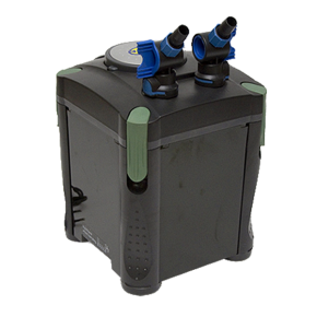 AQUA NOVA NCF-1000, filtre aquarium jusqu'à 300 L Débit : 1000 l/h