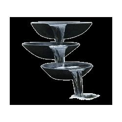 Fontaines de bassin et cascades