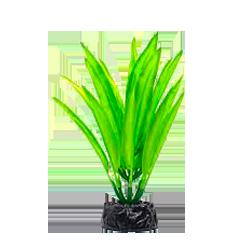 Plante artificielle en plastique pour aquarium