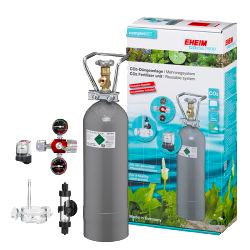 Kits CO2 pour aquarium d'eau douce