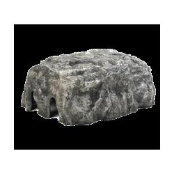 Faux rochers et cache-filtres pour bassin