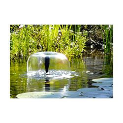 Jet d'eau bassin