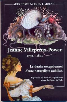 Jeanne Villepreux Power naturaliste