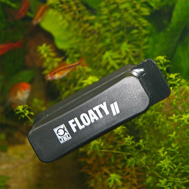 L'aimant pour aquarium permet de conserver des vitres propres, sans algues ni dépôt