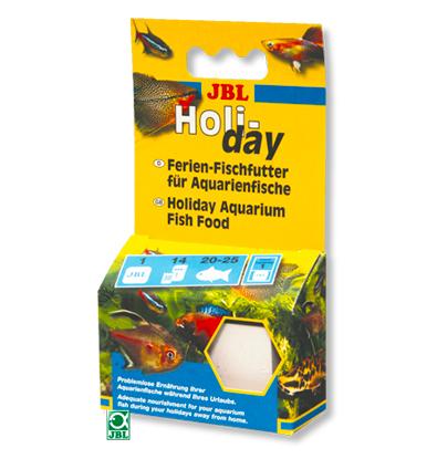 Nourriture idéale pour les poissons d'aquarium pendant les vacances